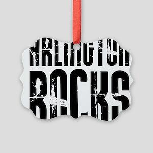 Arlington Rocks Picture Ornament