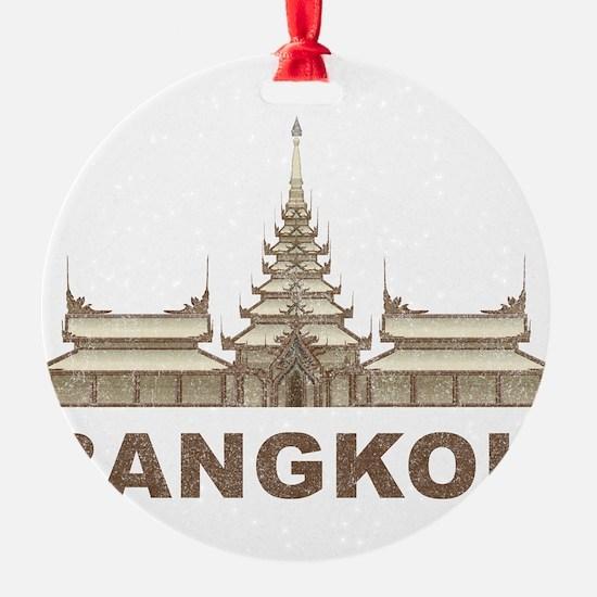Vintage Bangkok Temple Ornament