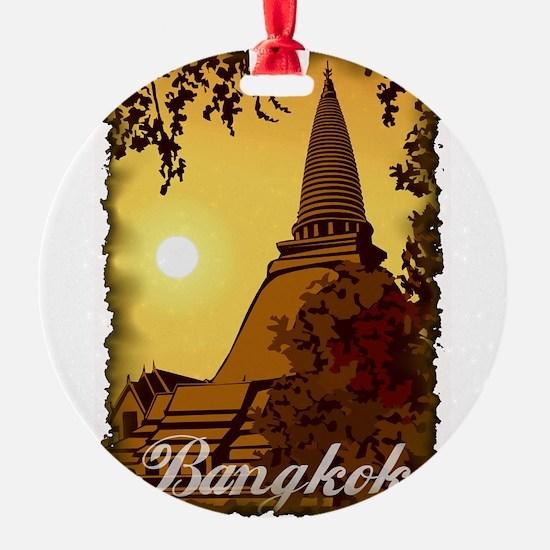 Vintage Bangkok Ornament