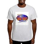 Charger Registry Ash Grey T-Shirt
