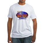 Charger Registry Fitted T-Shirt