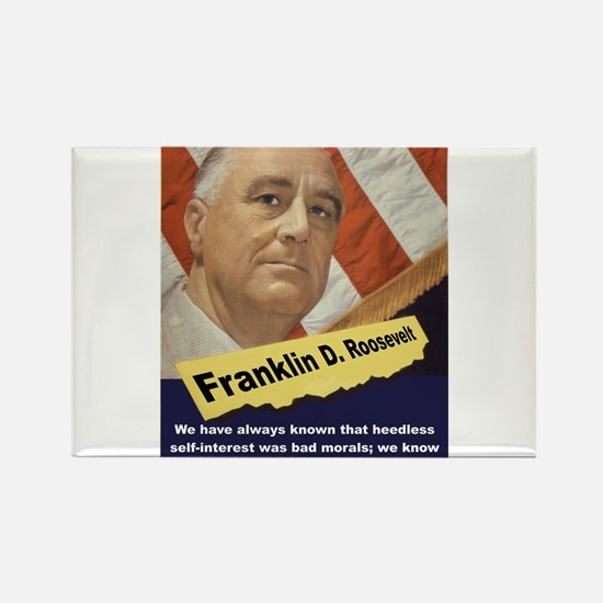 We Have Always Known - FDR Magnets