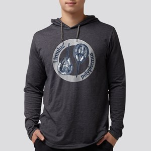 Horseshoe Crab Mens Hooded Shirt