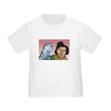 Bush/Cheney in Oz Toddler T-Shirt