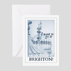 BRIGHTON! Greeting Cards (Pk of 10)