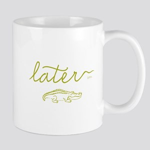 Later Alligator Mug