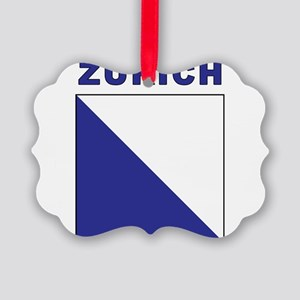 Zurich Picture Ornament