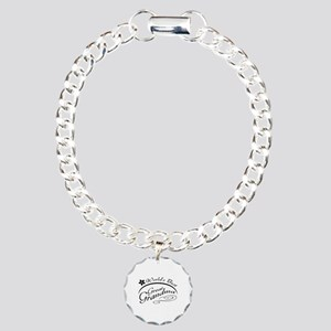 World's Best Great Grandma Charm Bracelet, One Cha
