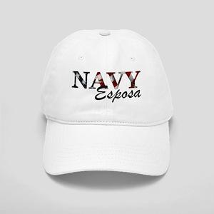 Esposa del Navy (Bandera) Cap