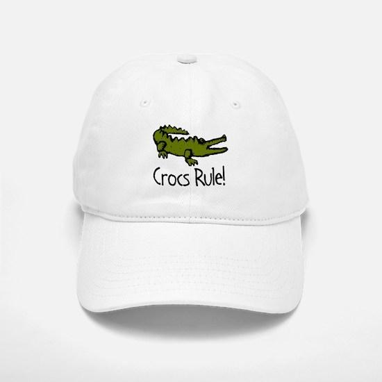 Crocs Rule! Baseball Baseball Cap