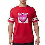 abyssinian-cat-FIN Mens Football Shirt