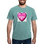 abyssinian-cat-FIN Mens Comfort Colors Shirt
