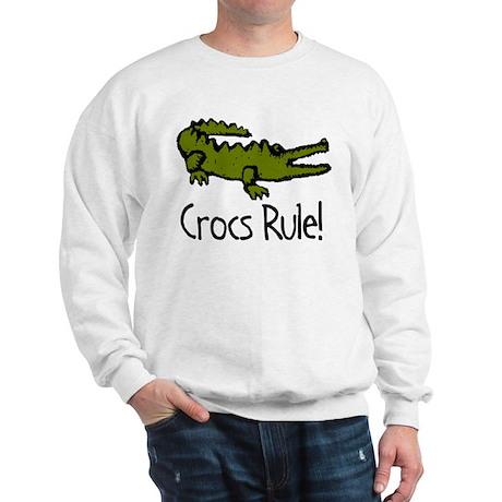 Crocs Rule! Sweatshirt