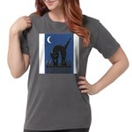 FIN-scaredy-cat Womens Comfort Colors Shirt