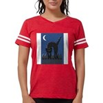 FIN-scaredy-cat Womens Football Shirt