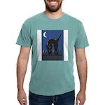 FIN-scaredy-cat Mens Comfort Colors Shirt