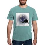 FIN-cat-moon-stars-1 Mens Comfort Colors Shirt