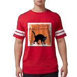 happy-halloween Mens Football Shirt