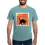 happy-halloween Mens Comfort Colors Shirt