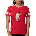 FIN-calico-cat-good Womens Football Shirt