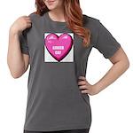 ginger-cat-FIN Womens Comfort Colors Shirt