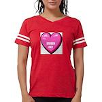 ginger-cat-FIN Womens Football Shirt