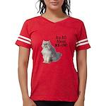 FIN-persian-cat-photo-meow Womens Football Shi