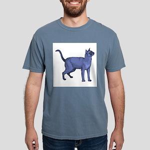 russian-blue-1-FIN Mens Comfort Colors Shirt