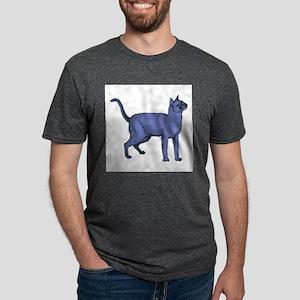 russian-blue-1-FIN Mens Tri-blend T-Shirt