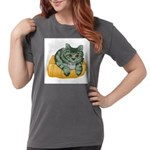 tabby-cat-1-FIN Womens Comfort Colors Shirt