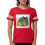 tabby-cat-1-FIN Womens Football Shirt