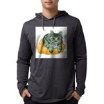 tabby-cat-1-FIN Mens Hooded Shirt