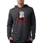 FIN-hang-in-there-xmax-10x10 Mens Hooded Shirt