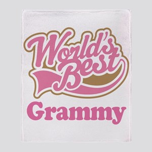 Grammy Gift Throw Blanket