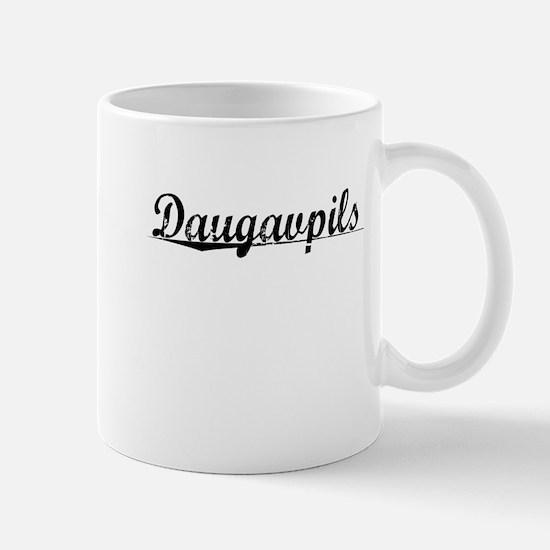 Daugavpils, Aged, Mug