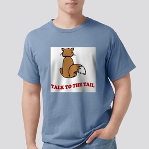 cat-talk-to-the-tail Mens Comfort Colors Shirt