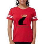 FIN-cinco-de-meow Womens Football Shirt