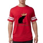 FIN-cinco-de-meow Mens Football Shirt