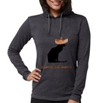 FIN-cinco-de-meow Womens Hooded Shirt