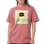 cats-diary Womens Comfort Colors Shirt
