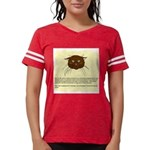cats-diary Womens Football Shirt