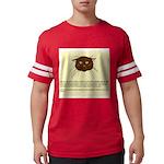 cats-diary Mens Football Shirt