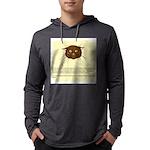 cats-diary Mens Hooded Shirt