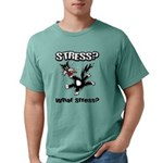 FIN-stress-cat... Mens Comfort Colors Shirt