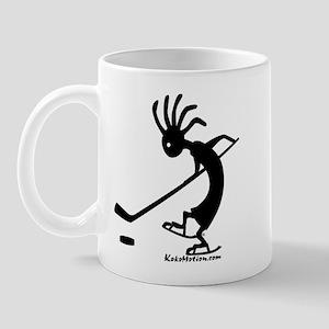 Kokopelli Hockey Player Mug
