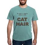 FIN-outfit-cat-hair... Mens Comfort Colors Shirt
