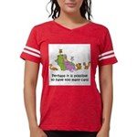 too-many-cats Womens Football Shirt