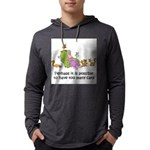 too-many-cats Mens Hooded Shirt