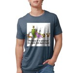 too-many-cats Mens Tri-blend T-Shirt