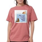 cats-support-staff Womens Comfort Colors Shirt